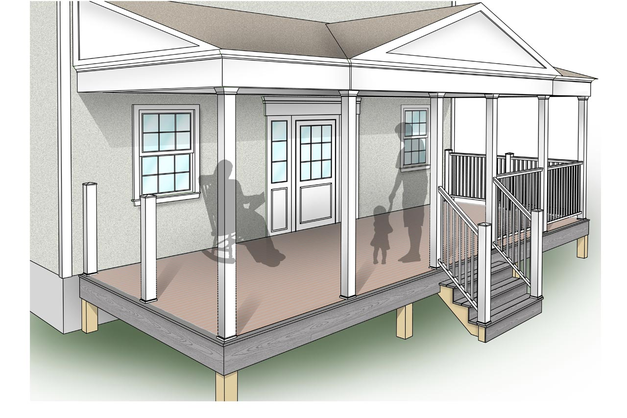 28 porch blueprints screened in porch plans to build or porch blueprints real estate amarillo home