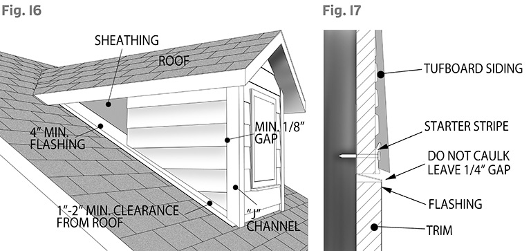 Install Siding Guidelines Inteplast Building Products