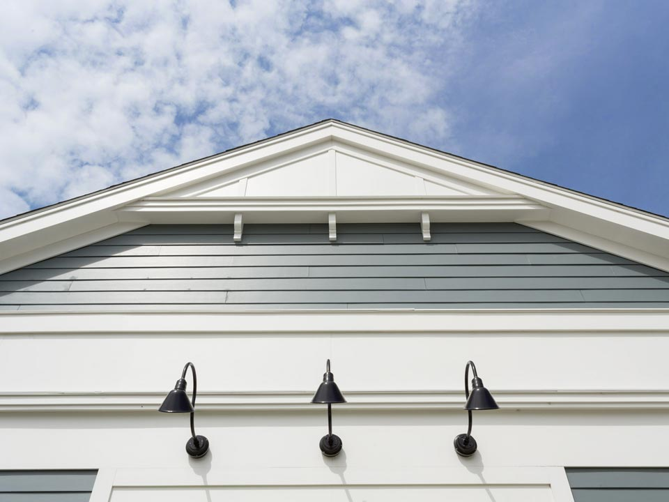 Gable and surface